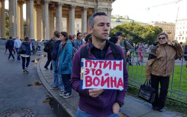 Різницю між Україною та Росією показали очима політв'язня