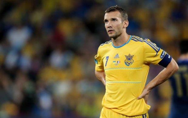 Стало известно, как в России реагировали на легендарный гол Шевченко