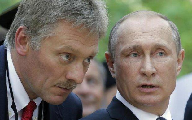 """Песков ответил американцам """"гражданской войной"""""""