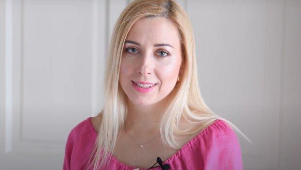 Тоня Матвієнко, скріншот із відео