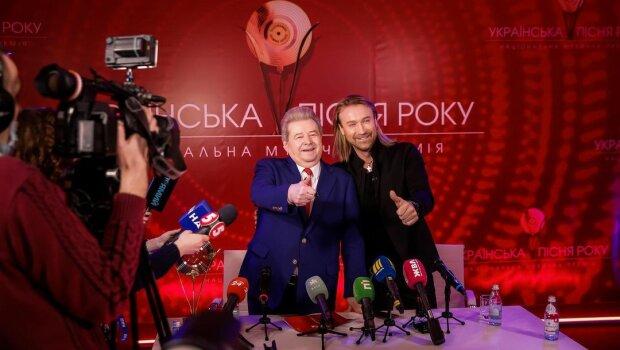 Олег Винник з Михайлом Поплавським, фото: Instagram