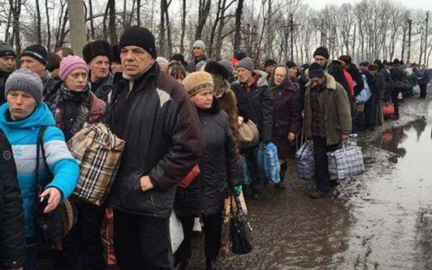 Новый закон откроет беженцам двери в Украину