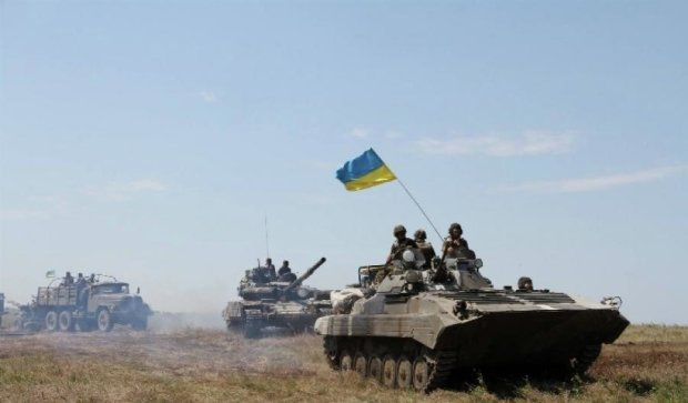 Война на Донбассе: украинские воины понесли потери под Зайцево