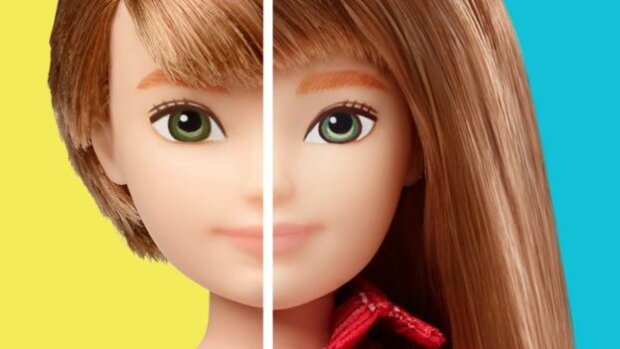 Барбі ламає гендерні стереотипи: лялька пропонує дітям самим визначитися зі статтю