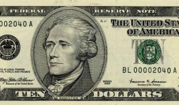 На десяти доларах з'явиться портрет жінки