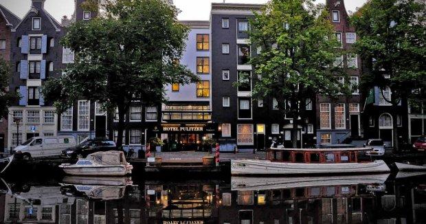 Спеціальний пакет готелю Pulitzer Amsterdam дозволить наблизитися до творчості Ван Гога