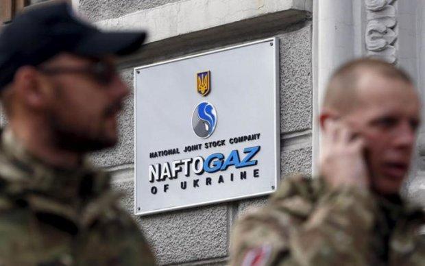 Нафтогаз послав Газпром на три літери