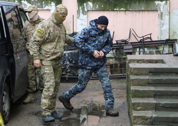 укаїнські моряки потрапили до лап ФСБ
