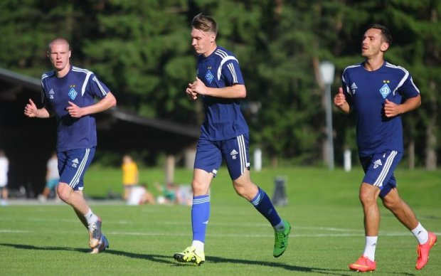 Визначились суперники Динамо на тренувальному зборі в Австрії