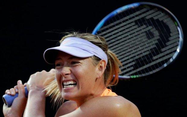 Російську тенісистку не пустили на престижний турнір після допінгового скандалу