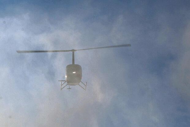 Вертоліт, фото росЗМІ