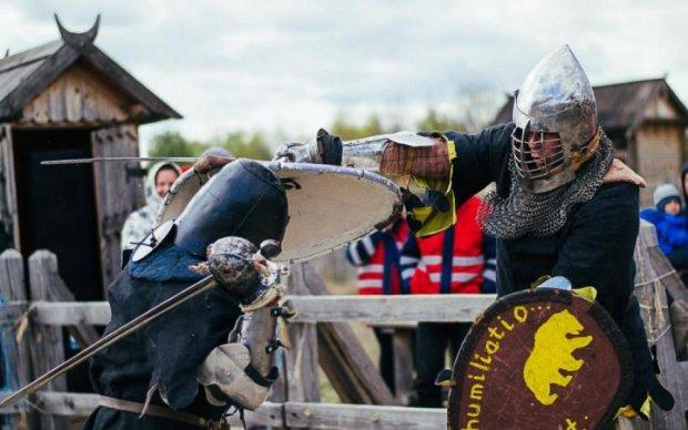 Українські лицарі покажуть світові, як треба битися!