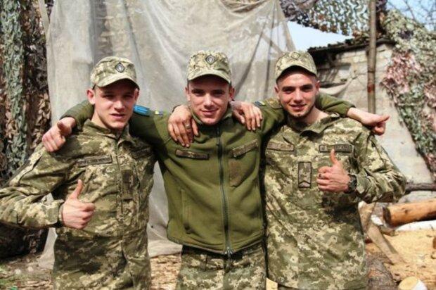 Брати на Донбасі, фото: Facebook