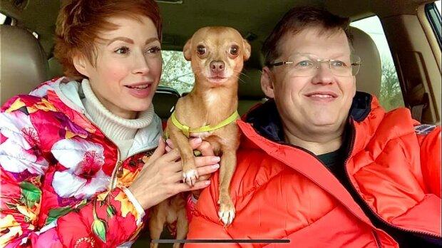 Павло Розенко і Олена-Крістіна Лебідь