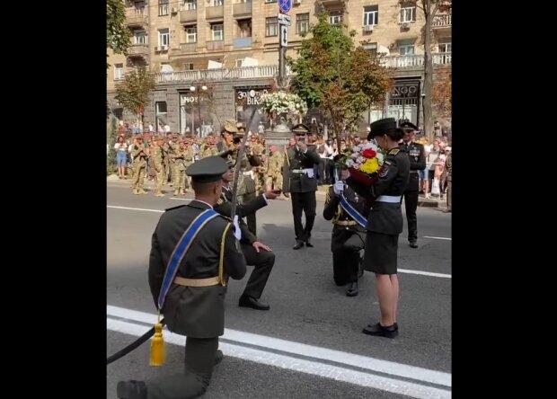 Скрін, відео YouTube зізнання на Майдані