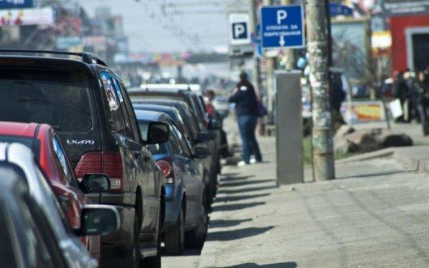 Золотая парковка: украинцев ожидают новые штрафы и правила
