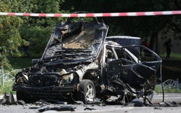 Вибух авто в Києві: що відомо про жертву