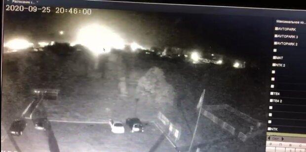 Авіакатастрофа під Чугуєвом: перші кадри після аварії вiд яких терпне серце, медики боролися до останнього
