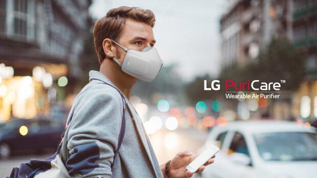 Нова маска LG, фото: LG
