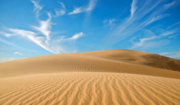 Пустыня, Интересные факты