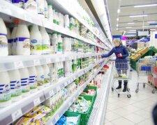 молочні продукти, ілюстративне фото