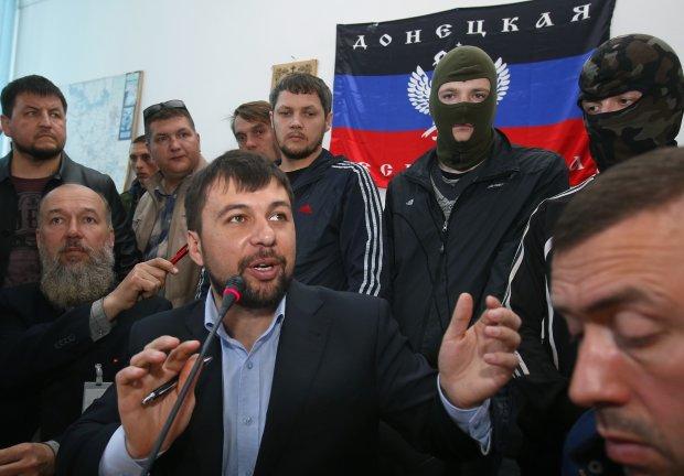 """""""Новороссии"""" не получилось, уберем полностью """", - главарь террористов Пушилин нацелился лизать сапоги Путину"""