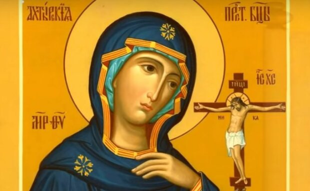 Ахтирська Божа Матір, скріншот