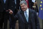 Петро Порошенко, фото РБК