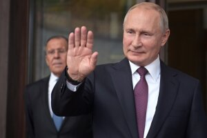 "Володимир Путін, фото: РИА ""Новости"""