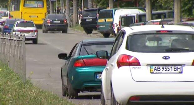 дороги, скріншот з відео