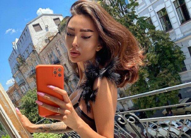 Алена Омович, фото с Instagram
