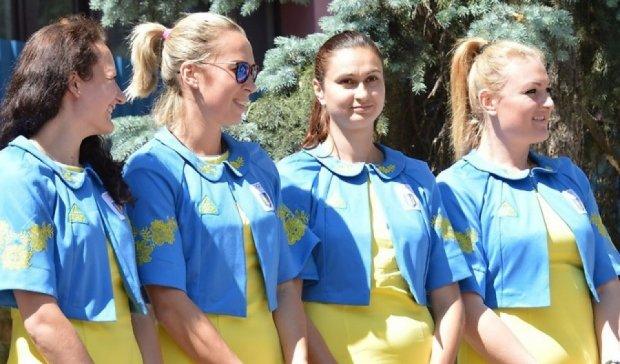 Украинские баскетболистки стартовали с победы на Европейских играх