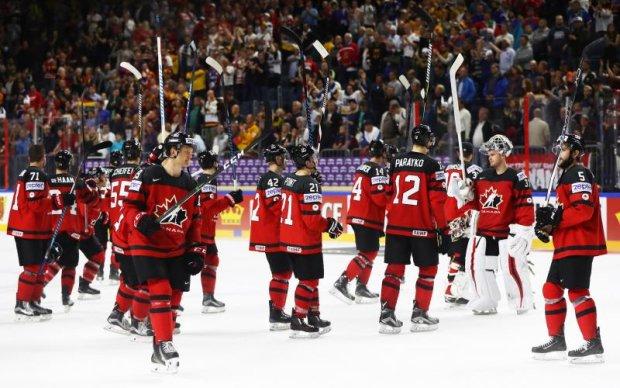Букмекери визначили фаворита у матчі Канада - Росія  на ЧС-2017 з хокею