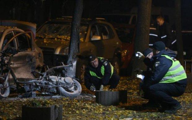 Вибух в Києві: лікарі розповіли про стан жертви