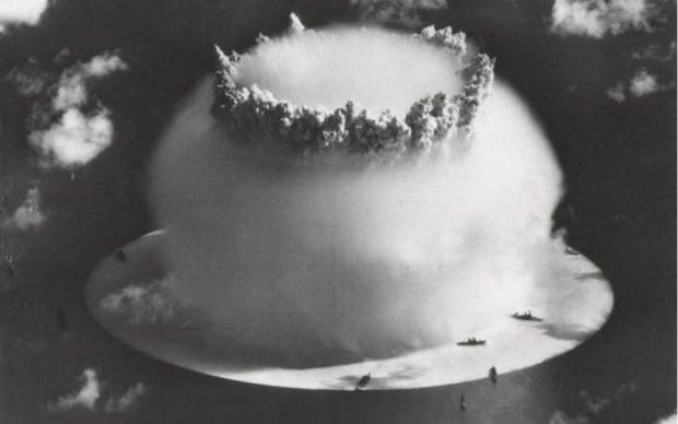Пентагон розсекретив відео випробування термоядерної зброї