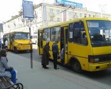 маршрутки в Киеве