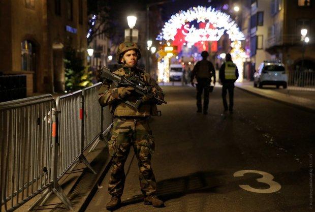 Стрілянина у Страсбурзі: влада збирає війська, запроваджено особливий режим