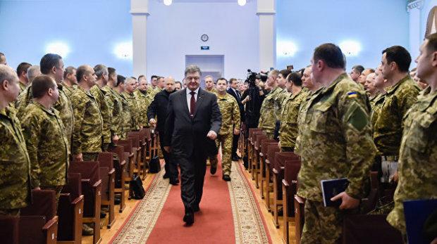 Разумная сила: Порошенко показал всему миру, как сильно он боится выборов