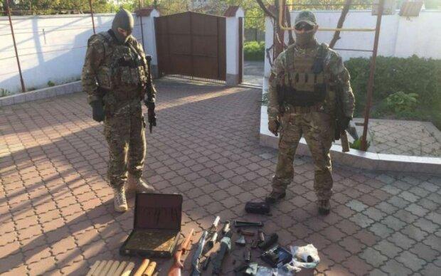 Волонтера АТО спіймали на перепродажі зброї