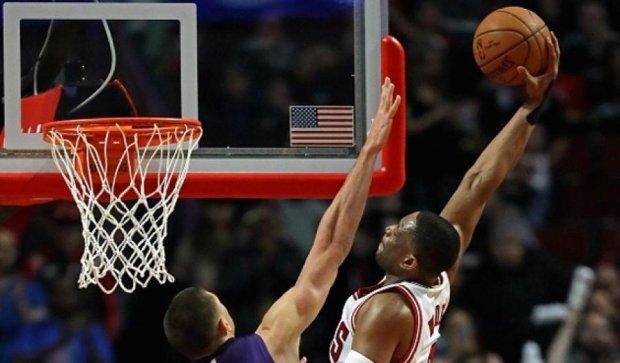 Данк Уейда через українця став кращим моментом НБА за 24 лютого
