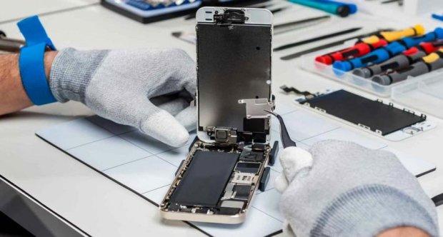 Apple монополізує ремонт своїх гаджетів