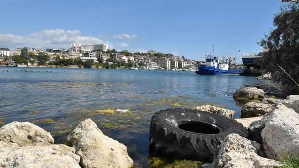 Стрілецька бухта в Севастополі, фото: krymr.com