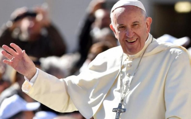 Бог і геї: Папа Франциск зробив сенсаційну заяву