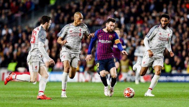 Барселона розгромила Ліверпуль: Мессі забив два голи-шедеври