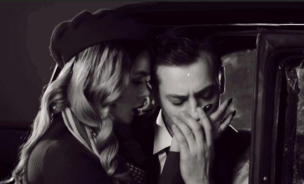 Аліна Гросу, кадр з відео
