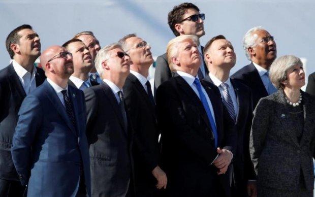Фантастичне авіашоу відкрило саміт НАТО: відео