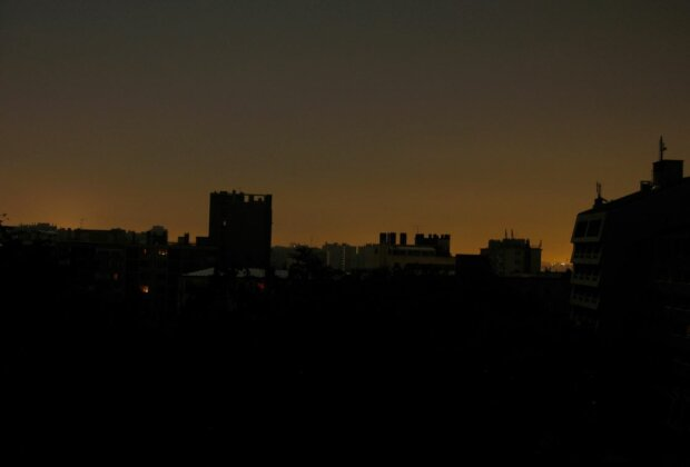 Город без света, скриншот: YouTube