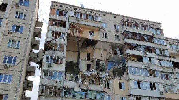 Мощный взрыв на Позняках: украинцев отправили собирать вещи