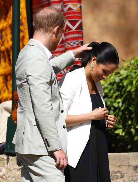 Принц Гаррі і Меган Маркл, фото: Mirror Online