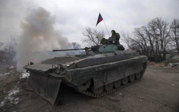 В Штабе рассказали о новой тактике боевиков под Марьинкой